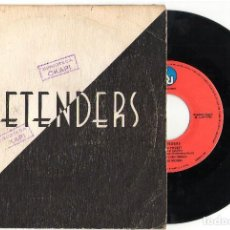 Discos de vinilo: EP	BRASS IN POCKET	PRETENDERS	EP	REAL RECORDS 	1980. Lote 81740048