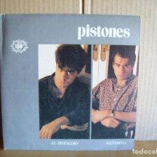 Discos de vinilo: PISTONES --- EL PISTOLERO. Lote 81748684