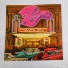 Discos de vinilo: PEQUEÑA COMPAÑIA - TANGOS A MEDIA LUZ . LP. TDKLP. Lote 81752704