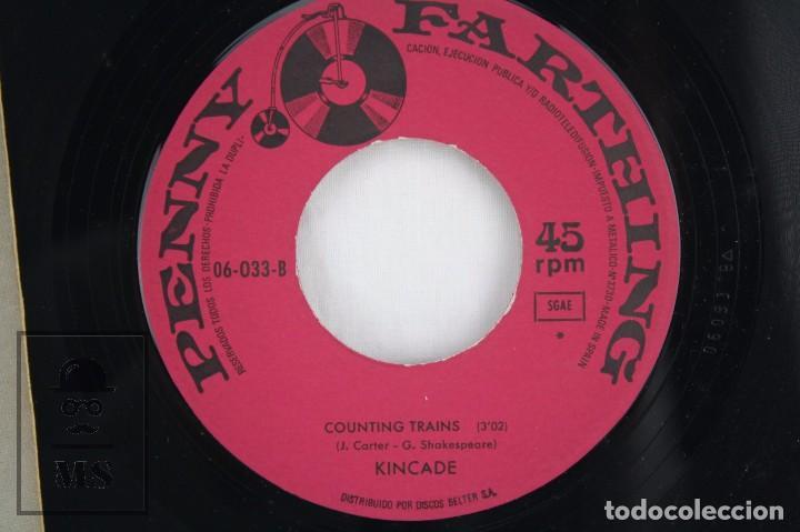 Discos de vinilo: Disco Single de Vinilo - Kincade. Dreams Are Ten a Penny - Belter / Penny Farthing, 1973 - Foto 2 - 81753168