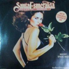 Discos de vinilo: SANTA ESMERALDA - DON'T LET ME BE MISUNDERSTOOD MAXI SINGLE SPAIN 1986. Lote 81754816