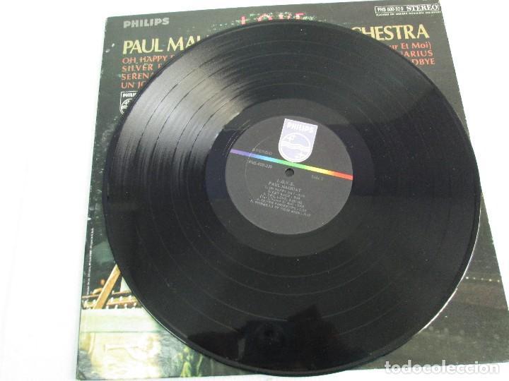 Discos de vinilo: L.O.V.E. PAUL MAURIAT AND HIS ORCHESTRA. DISCO DE VINILO. PHILIPS. VER FOTOGRAFIAS ADJUNTAS - Foto 3 - 81766320