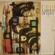 Discos de vinilo: UB40-LABOUR OF LOVE II , VIRGIN-T-210 258. Lote 81792148