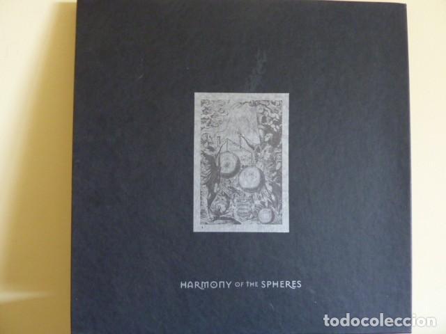 HARMONY OF THE SPHERES.- V.V. A.A. (RECOPILACIÓN PSYCH: BARDO POND, JESSAMINE...)CAJA 3 LP (Música - Discos - LP Vinilo - Pop - Rock Extranjero de los 90 a la actualidad)
