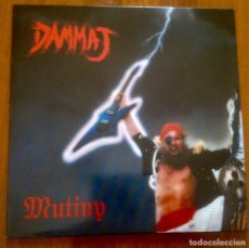 Discos de vinilo: DAMMAJ - MUTINY. Lote 81812404