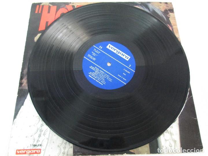 Discos de vinilo: AYER Y MAÑANA... HERMANOS CALATRAVA. DISCOS DE VINILO. VERGARA 1970. VER FOTOGRAFIAS ADJUNTAS - Foto 5 - 81824800