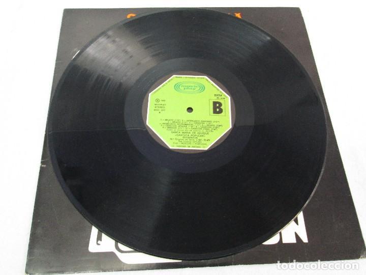 Discos de vinilo: SANTA MARIA DE IQUIQUE.QUILAPAYUN. DISCO DE VINILO. MOVIE PLAY. VER FOTOGRAFIAS ADJUNTAS - Foto 4 - 81825620