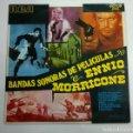 Discos de vinilo: Ennio Morricone.B.S.O. de peliculas.LP.HECHO EN ESPAÑA AÑO1972.RCA.VICTOR.. Lote 81830076