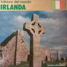 Disques de vinyle: VARIOS-FOLKLORE DEL MUNDO IRLANDA , BARCLAY-13.2185/9, MOVIEPLAY-13.2185/9. Lote 81834224