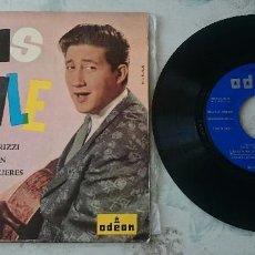 Discos de vinilo: LUIS AGUILE: PREGUNTASELO A FRIZZI + 3 (EMI ODEON 1964). Lote 81860616
