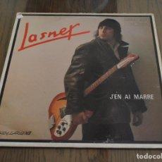 Discos de vinilo: PATRICK LASNER. J'EN AI MARRE. KEY LARGO 1985. RARO. LITERACOMIC.. Lote 81869060