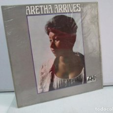 Discos de vinilo: ARETHA ARRIVES. DISCO DE VINILO. ATLANTIC 1967. VER FOTOGRAFIAS ADJUNTAS. Lote 81890412