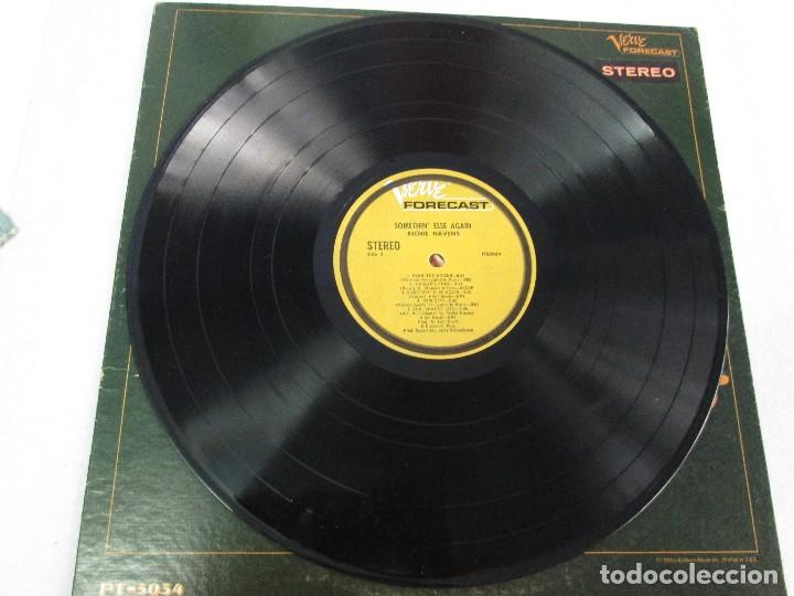 Discos de vinilo: RICHIE HAVENS. SOMETHING ELSE AGAIN. MIXED BAG. DOS DISCOS DE VINILO. VERWE FORECAST. VER FOTOS - Foto 4 - 81891148