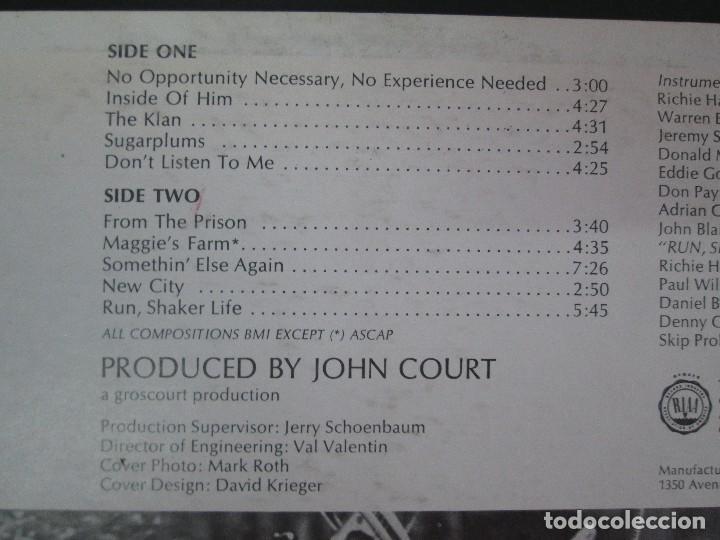 Discos de vinilo: RICHIE HAVENS. SOMETHING ELSE AGAIN. MIXED BAG. DOS DISCOS DE VINILO. VERWE FORECAST. VER FOTOS - Foto 5 - 81891148