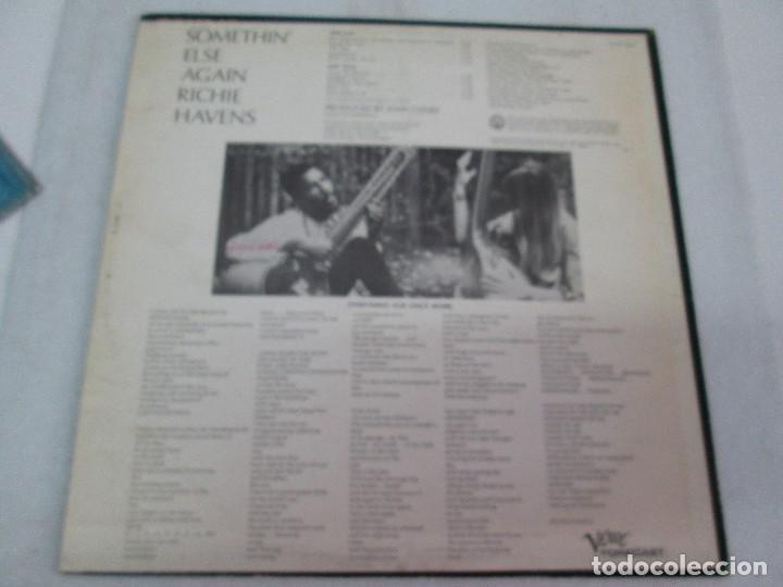Discos de vinilo: RICHIE HAVENS. SOMETHING ELSE AGAIN. MIXED BAG. DOS DISCOS DE VINILO. VERWE FORECAST. VER FOTOS - Foto 6 - 81891148