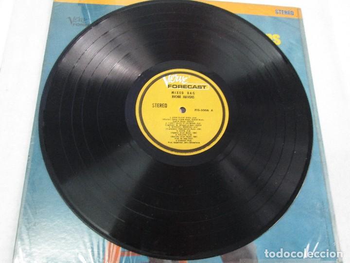 Discos de vinilo: RICHIE HAVENS. SOMETHING ELSE AGAIN. MIXED BAG. DOS DISCOS DE VINILO. VERWE FORECAST. VER FOTOS - Foto 8 - 81891148