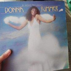Discos de vinilo: LP DONNA SUMMER. Lote 81905732