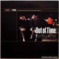 Discos de vinilo: SPRING & PEZ. OUT OF TIME. ELEFANT. Lote 81919564