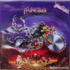 Discos de vinilo: JUDAS PRIEST - PAINKILLER - LP VINYL 1990 EDICIÓN SPAIN ( METALLICA, MAIDEN, HEAVY METAL ). Lote 81941548