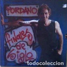 Discos de vinilo: YORDANO- FINALES DE SIGLO, SONOGRAFICA-10.292, VENEZUELA. Lote 81945572