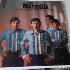 Discos de vinilo: LOS MARAVILLA 1972 DISCOPHON. Lote 81988092