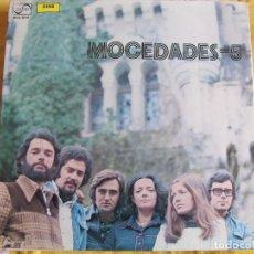 Discos de vinilo: LP - MOCEDADES - MOCEDADES 5 (SPAIN, DISCOS NOVOLA 1974, PORTADA DOBLE). Lote 82014996