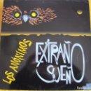 Discos de vinilo: LP - LOS ANONIMOS - EXTRAÑO SUEÑO (SPAIN, TRES BIEN RECORDS 1992). Lote 82017072