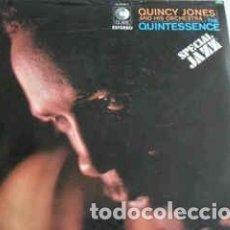 Discos de vinilo: QUINCY JONES - THE QUINTESSENCE - LP. Lote 82026292
