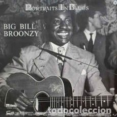 Discos de vinilo: BIG BILL BROONZY - AN EVENING WITH BIG BILL BROONZY - LP. Lote 82027084
