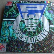 Discos de vinilo: POP WILL EAT ITSELF - CAN U DIG IT? - 1989 - EP. Lote 82037304