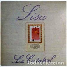 Discos de vinilo: SISA - LA CATEDRAL - LP. Lote 82041224