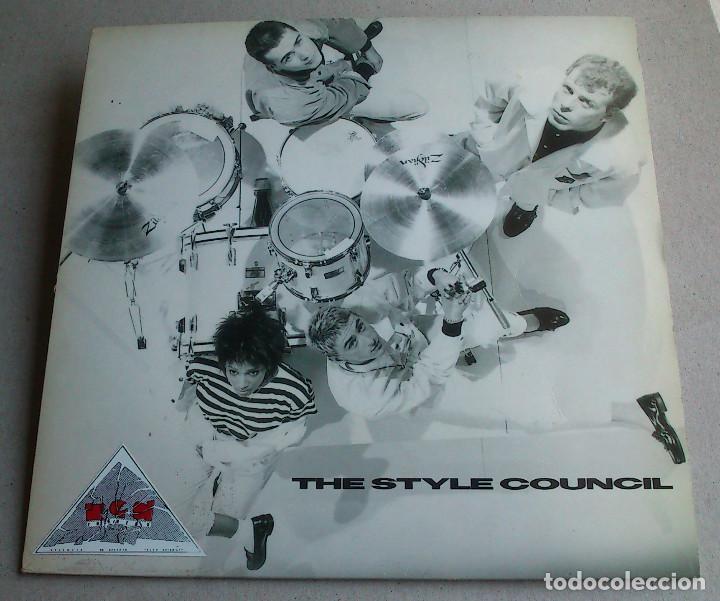 THE STYLE COUNCIL - IT DON'T MATTER - ALL YEAR ROUND - MAXI SINGLE - 1987 - NUEVO (Música - Discos de Vinilo - Maxi Singles - Pop - Rock - New Wave Extranjero de los 80)