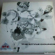 Discos de vinilo: THE STYLE COUNCIL - IT DON'T MATTER - ALL YEAR ROUND - MAXI SINGLE - 1987 - NUEVO. Lote 82053536