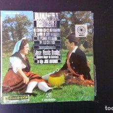 Discos de vinilo: EP DIAMANTINA RODRÍGUEZ FOLKLORE TONADA ASTURIAS. Lote 82076968