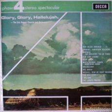 Discos de vinilo - Eric Rogers Chorale - Glory, Glory, Hallelujah - Edición de 1967 de España - 82114196