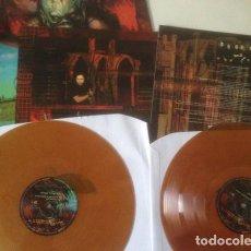 Discos de vinilo: IRON MAIDEN - VIRTUAL XI - DOBLE VINILO. NARANJA. . Lote 82118344