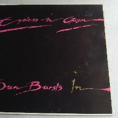 Discos de vinilo: EYELESS IN GAZA - SUN BURSTS IN - 1984 - EP. Lote 82118956