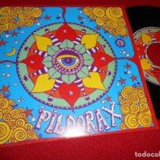 Disques de vinyle: PILDORA X FEEL THE HEAT/INDIAN ROPE MAN 7 SINGLE 1995 ROTO RECORDS GRUPO ESPAÑOL ROCK. Lote 82123180