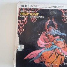 Discos de vinilo: PEER GYNT - GRIEG MUSIC EP USA. Lote 82200812