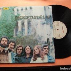 Discos de vinilo: MOCEDADES MOCEDADES 5 LP ZAFIRO NLX-1041 1974 PDELUXE. Lote 82205236