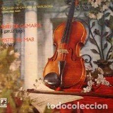 Discos de vinilo: TOLDRA - GARCIA PAGO - ORQUESTA DE CAMARA DE BARCELONA DIR: SARDÓ - LP. Lote 82214632