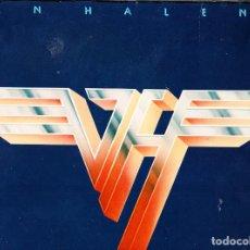 Discos de vinilo: VAN HALEN. HEAVY METAL DE LOS 70 Y 80. 6 LPS VINILO. Lote 82216536