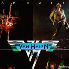 Discos de vinilo: VAN HALEN. HEAVY METAL DE LOS 70 Y 80. 4 LPS VINILO. Lote 82216536