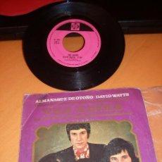 Discos de vinilo: THE KINKS - ALMANAQUE DE OTOÑO - HIXPAVOX 1967. Lote 82217996
