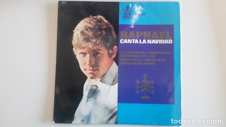 RAPHAEL - NAVIDAD EP (Música - Discos de Vinilo - EPs - Solistas Españoles de los 50 y 60)