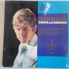 Discos de vinilo: RAPHAEL - NAVIDAD EP. Lote 82218504