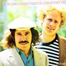 Discos de vinilo: SIMON AND GARFUNKEL´S GREATEST HITS. 1972. LP VINILO. Lote 82227120