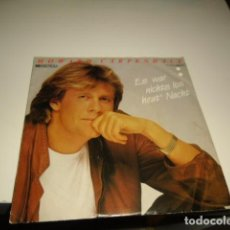 Discos de vinilo: DISCO CHICO 7 PULGADAS HOWARD CARPENDALE ES WAR ARM-4. Lote 82237628