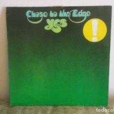 Discos de vinilo: YES - CLOSE TO THE EDGE - MUSICA VINILO LP. Lote 82238320