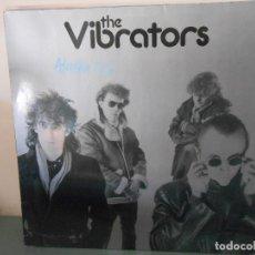 Disques de vinyle: THE VIBRATORS - ALASKA 127. Lote 82271888